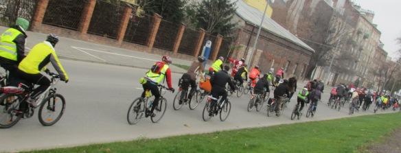 Climate ride Warsaw COP