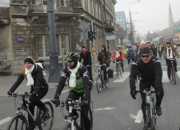 Climate ride Warsaw