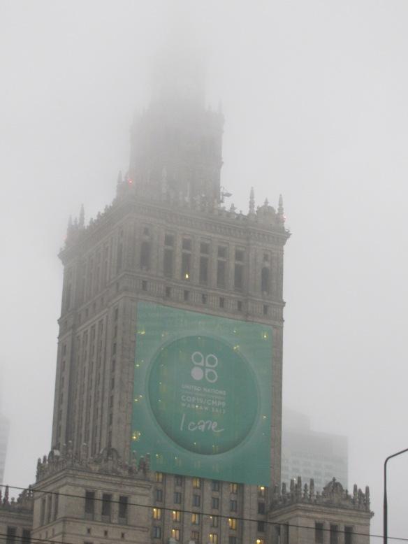 COP 19 Banner