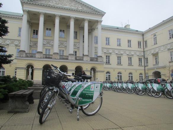 Nextbike Venurilo Warsaw