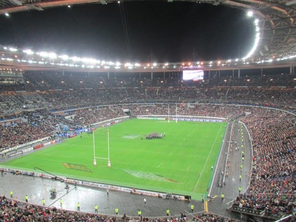 Stade de France All Blacks vs France
