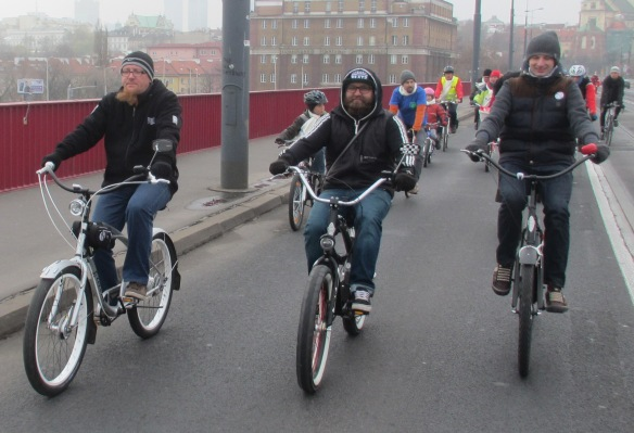 Warsaw cool riders climate ride