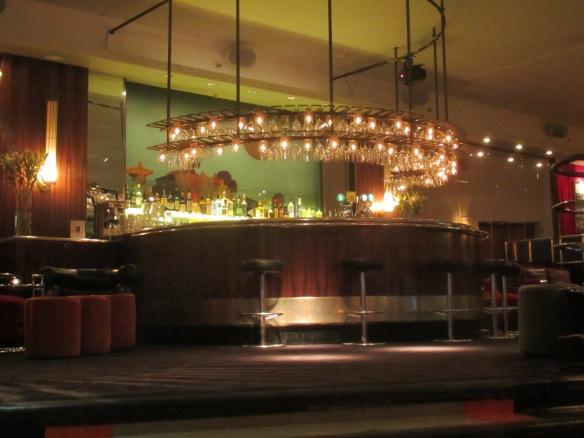 Cocktail bar Hotel Rival Stockholm