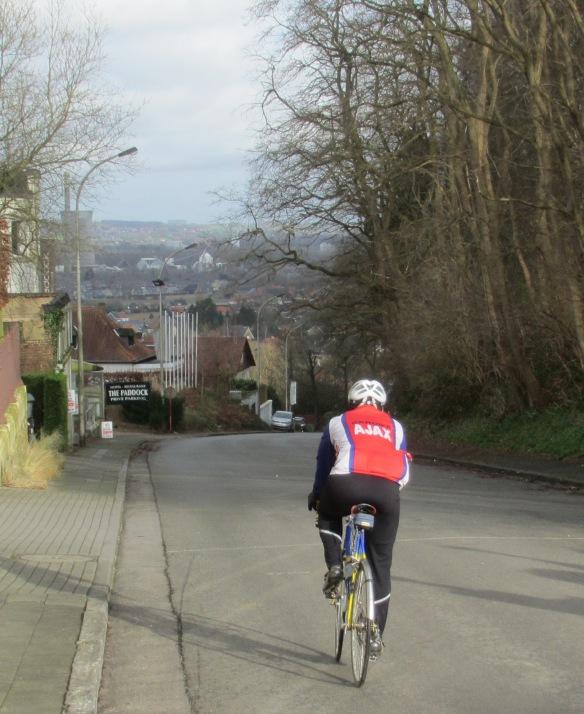 Tour of Flanders Cycle Route Ronde Van Vlaanderen Fietsroute