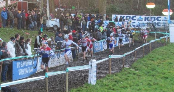 Diegem Cyclocross espoirs