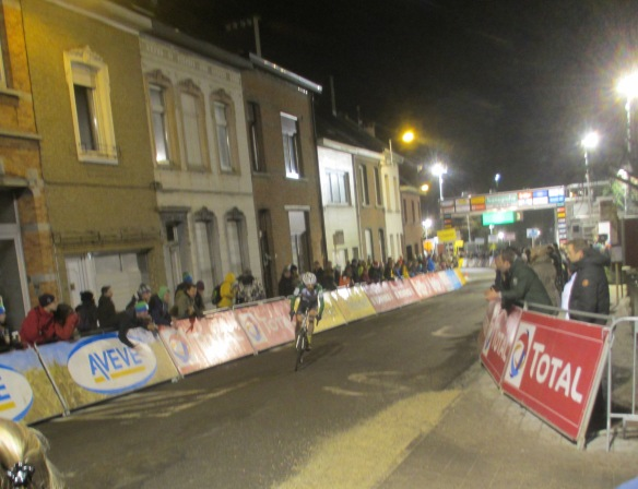Diegem cyclocross under floodlights