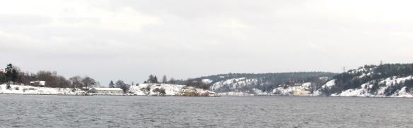 Fjaderholmana Stockholm Archipelago