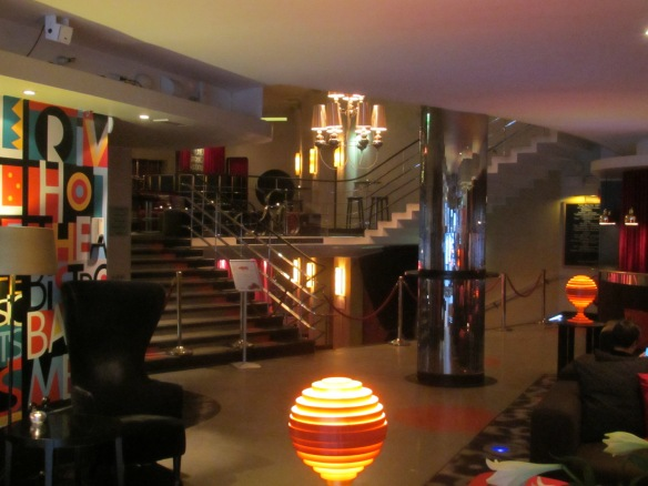 Hotel Rival Stockholm Interior