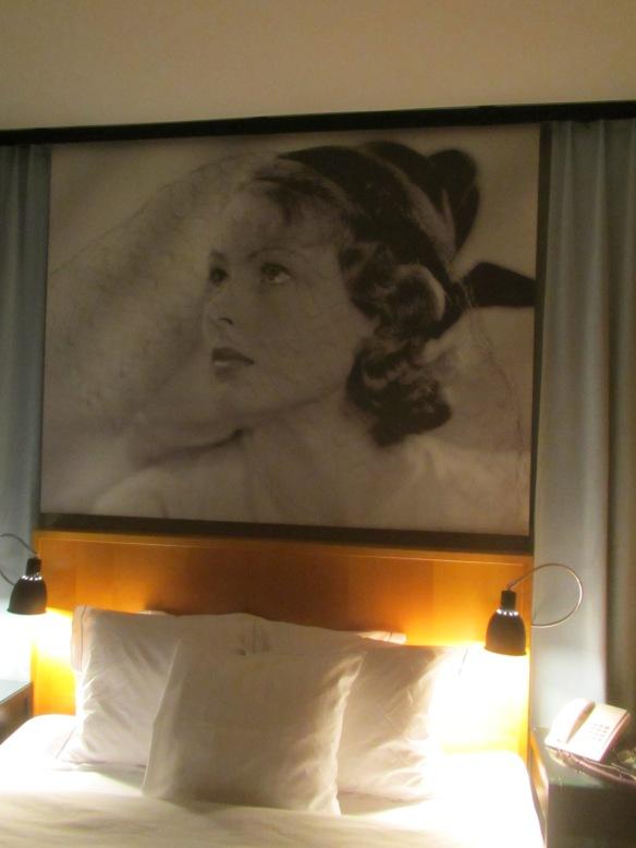 Ingrid Bergmann print
