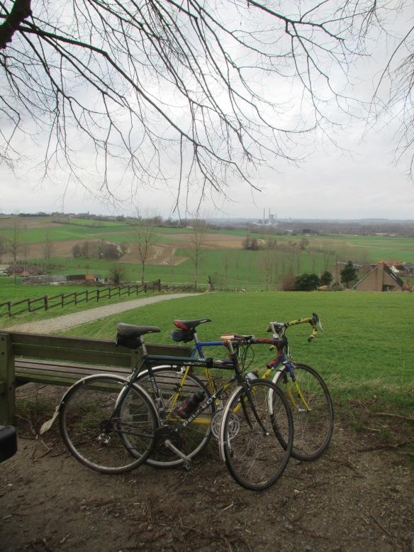 Belgium, Ronde Van Vlaanderen fietsroute