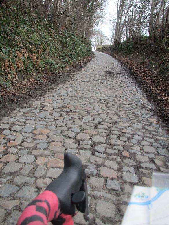 Ronde Van Vlaaderen Fietsroute