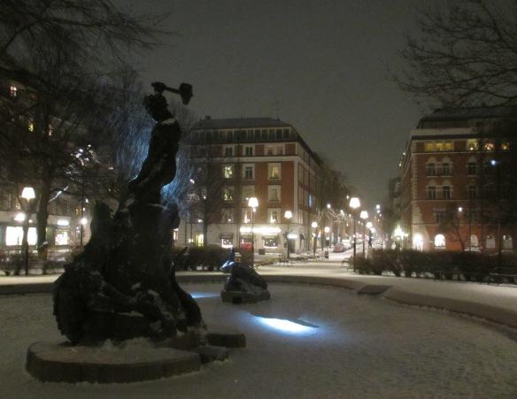 Mariatorget Square Stockholm