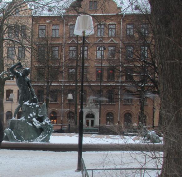 Mariatorget Stockholm