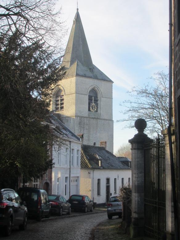Ohain Eglise Belgique