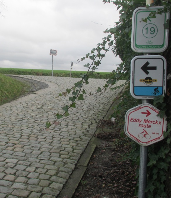 Tour of Flanders Cycle Route