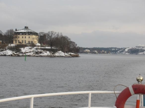 Prince Eugens gallery Djurgarden Stockholm