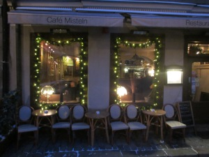Stockholm cosy cafe