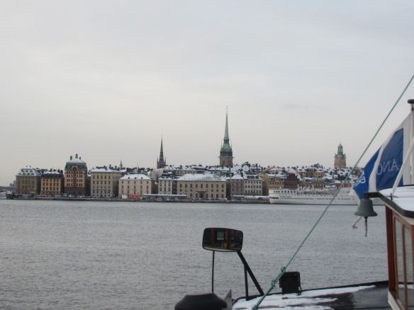 Stockholm Winter Cruise