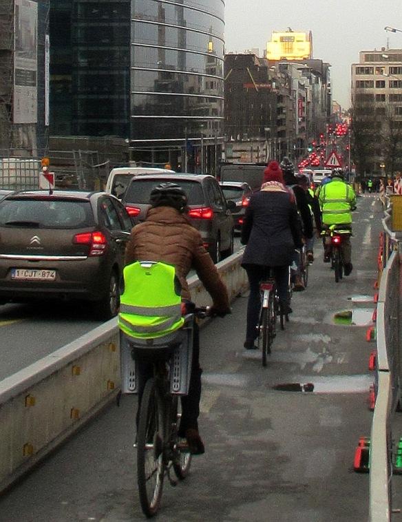 Rue de la Loi Brussels