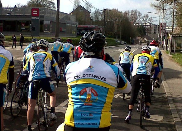 Cycleottignies March 2014