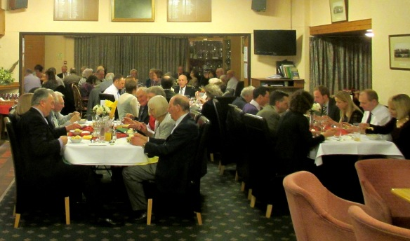 Godric Cycling Club Annual Dinner 2014