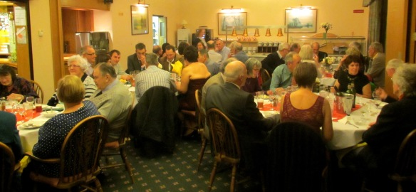 Godric Cycling Club Dinner 2014