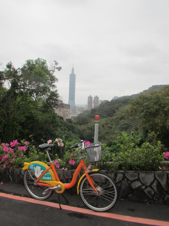 Xiangyyun Road Taipei