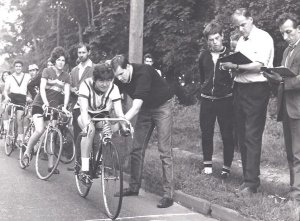 Time trial start mid sixties