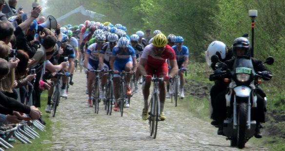 Arenberg Paris Roubaix 2014