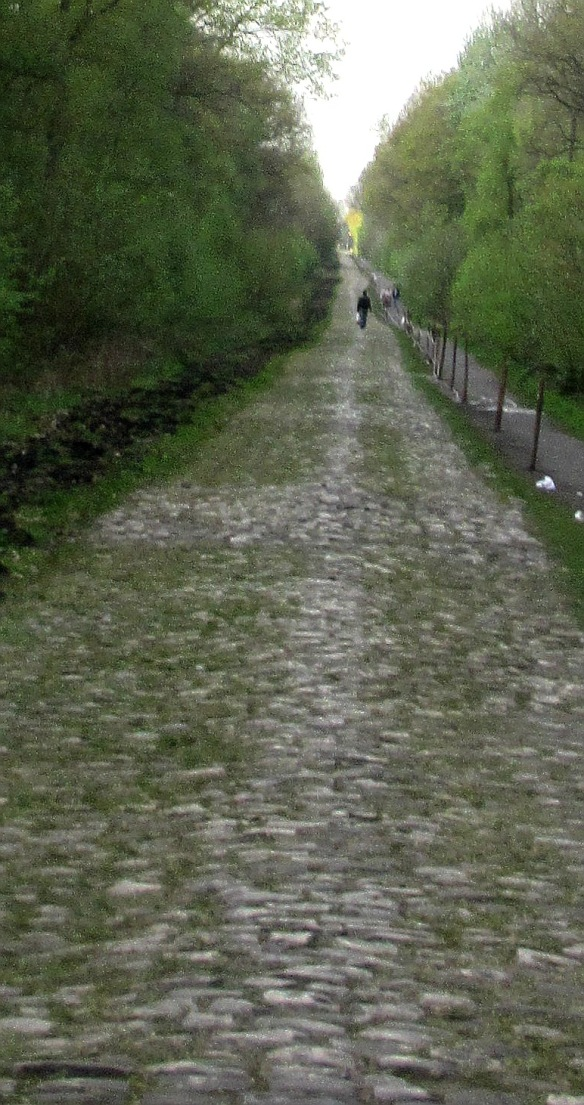 Arenberg Trench Paris Roubaix
