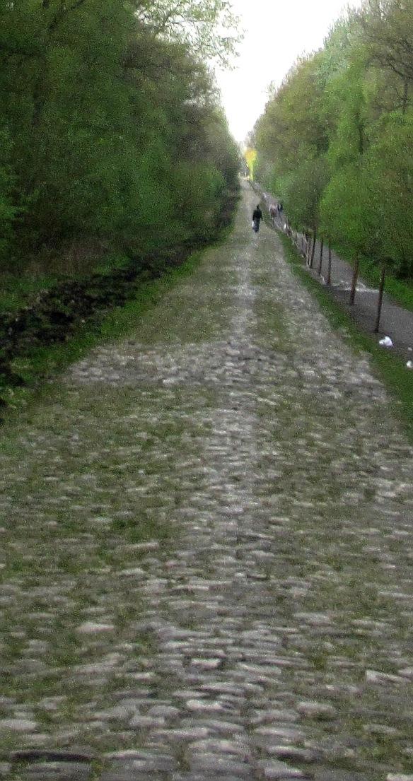 Arenberg Trench Paris Roubaix