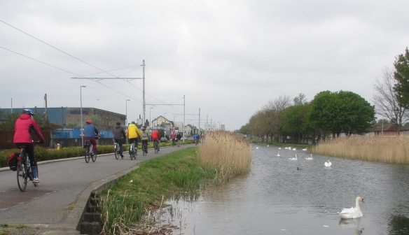 Grand Canal Cycle Route Dublin