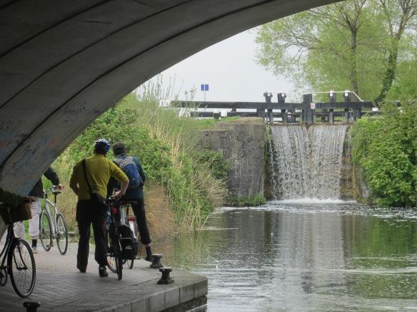 Grand Canal Locks Dublin
