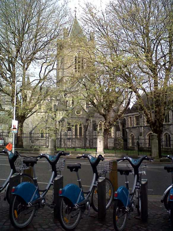 Dublin bikes, Christchurch