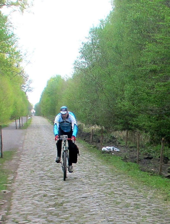 Cycleottignies a Paris Roubaix