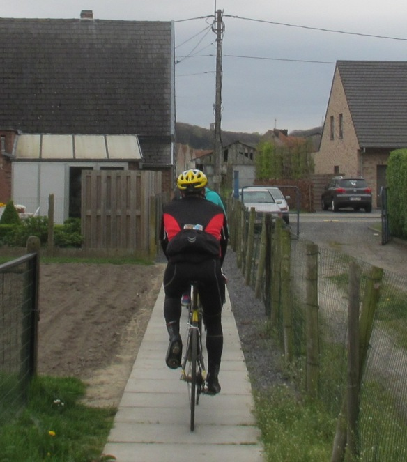 Short cut to Tour of Flanders