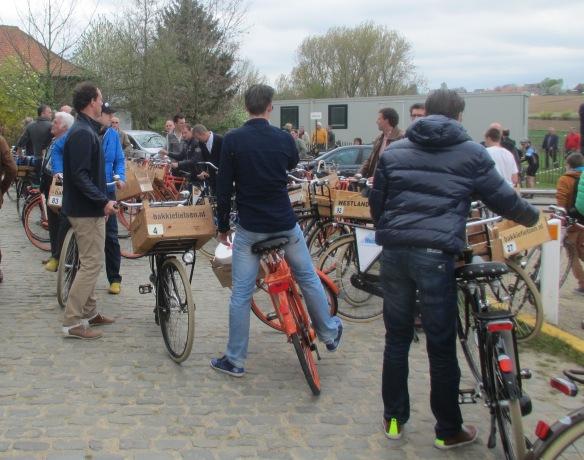Tour of Flanders Bakkiefietsen Tour