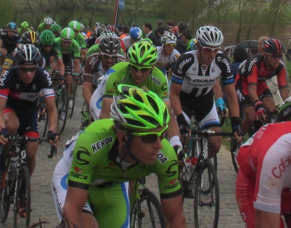 Tpor of Flanders riders Haaghoek