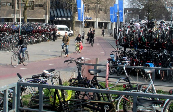 Utrecht cycling