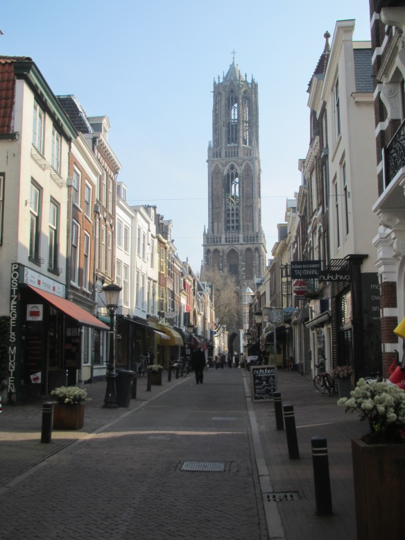 Utrecht in the morning