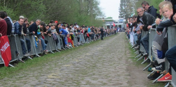 Waiting for Paris Roubaix 2014