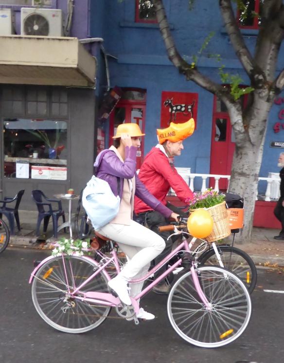 Adelaide big bike brekkie style