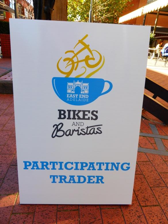 Bikes and Baristas