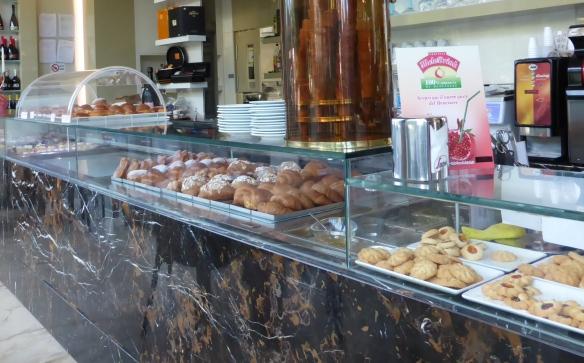 Cafe delle Rose in Rimini Italy
