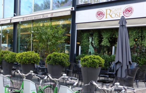 Cafe delle Rose Rimini Italy
