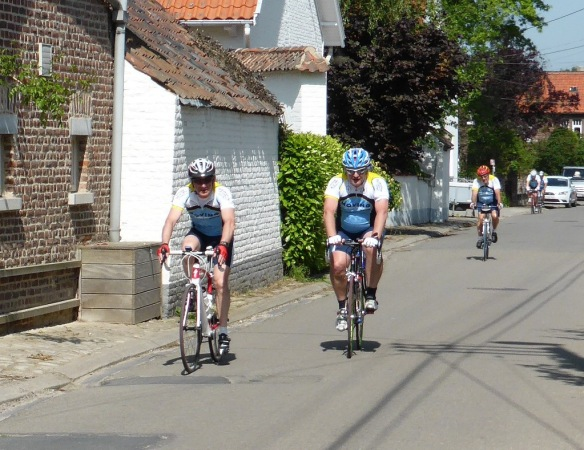 Cycleottignies a la Stephanoise 15a Chapelle St Lambert
