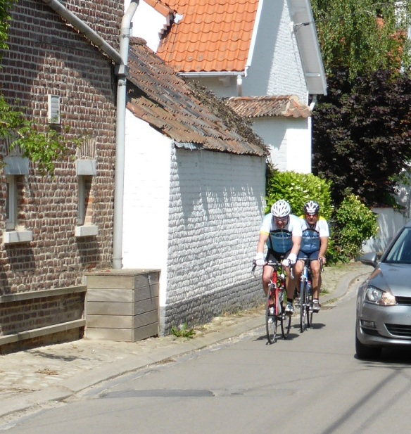 Cycleottignies a la Stephanoise 16 Chapelle St Lambert