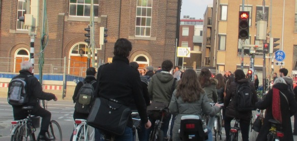 Utrecht cyclists