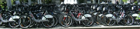Velo-city 2012 Bike Fleet
