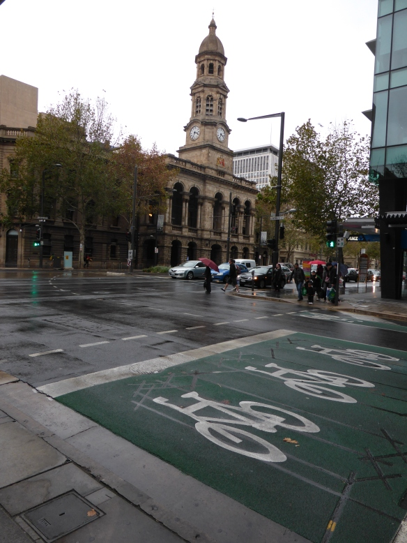 Adelaide cycling